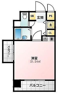 マンション(建物一部)-大阪市港区磯路2丁目 二面開口で通風良好