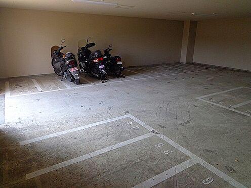 区分マンション-神戸市北区日の峰5丁目 バイク置場完備