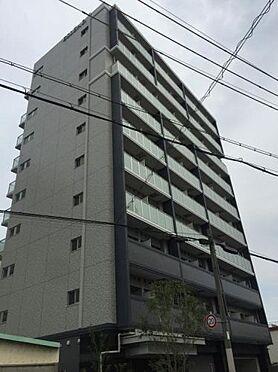 マンション(建物一部)-大阪市西淀川区野里2丁目 落ち着いた印象の外観