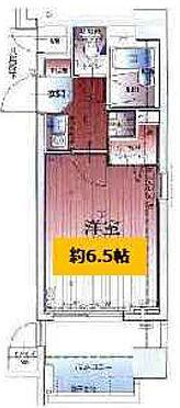 マンション(建物一部)-神戸市中央区磯辺通4丁目 間取り