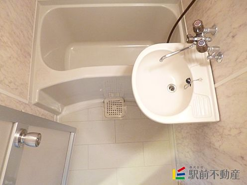 マンション(建物全部)-久留米市螢川町 浴室