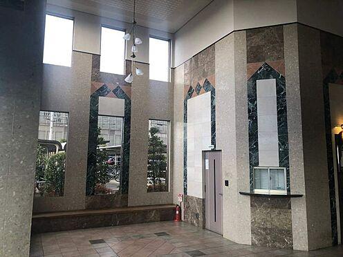 中古マンション-豊田市寿町7丁目 明るく高級感のあるロビー