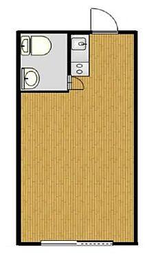 マンション(建物一部)-大阪市淀川区西宮原3丁目 シンプルな間取り