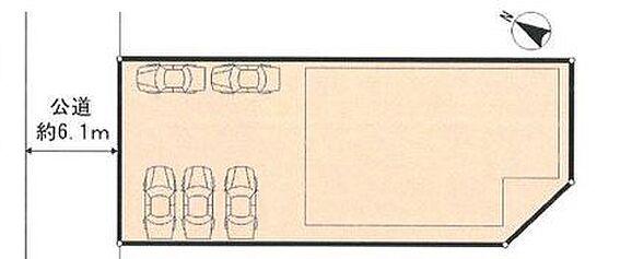 収益ビル-八潮市大字二丁目 区画図