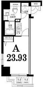 マンション(建物一部)-横浜市西区浅間町1丁目 間取り