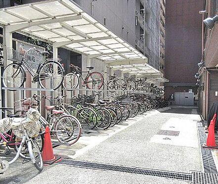 マンション(建物一部)-大阪市中央区南船場1丁目 屋根のある駐輪場あり