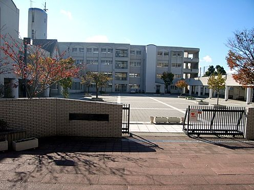 中古マンション-神戸市垂水区清水が丘2丁目 神戸市立星陵台中学校