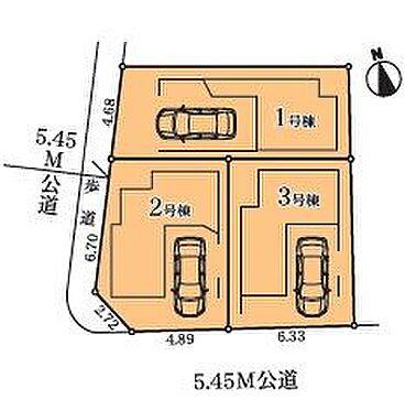戸建賃貸-名古屋市千種区春里町4丁目 3棟限定販売です。最新の販売状況はお問い合わせ下さい!