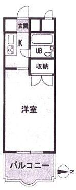 区分マンション-墨田区錦糸1丁目 間取り
