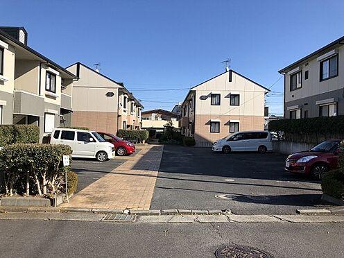 アパート-水戸市見川町 CD