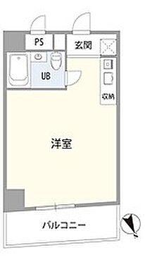 マンション(建物一部)-横浜市鶴見区矢向2丁目 間取り