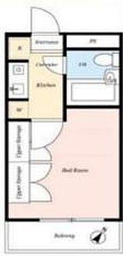 マンション(建物一部)-練馬区練馬3丁目 間取り