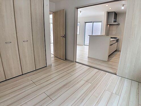 新築一戸建て-名古屋市南区戸部町3丁目 居室としても使えるサービスルーム