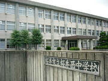 中古マンション-桜井市大字戒重 桜井西中学校 徒歩 約14分(約1100m)