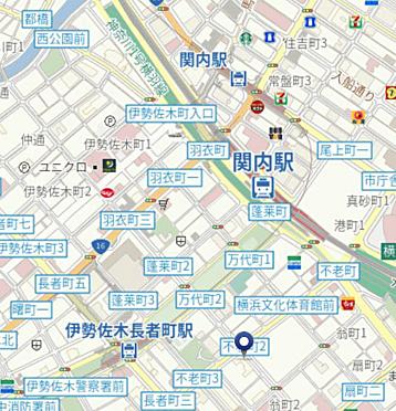 マンション(建物一部)-横浜市中区不老町3丁目 その他