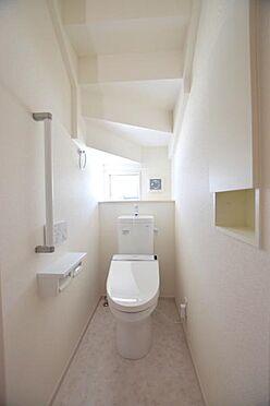 新築一戸建て-黒川郡大和町吉岡字天皇寺 トイレ