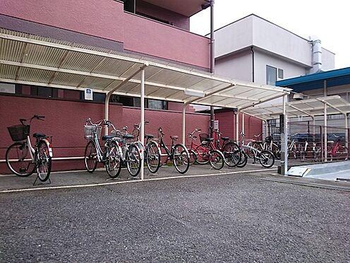 中古マンション-東松山市新宿町 駐輪場