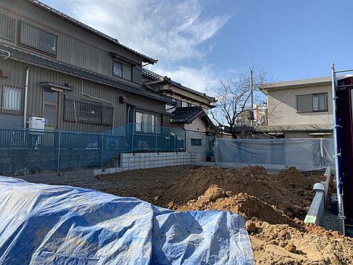 新築一戸建て-豊田市宝来町4丁目 リビングに畳コーナーがあるのはお子様にとっても嬉しいポイントです。