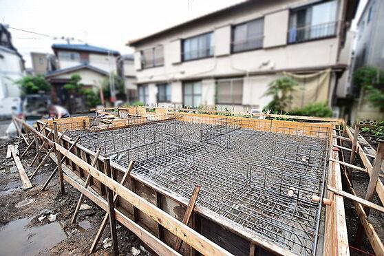新築一戸建て-板橋区幸町 外観