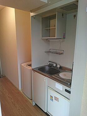 マンション(建物一部)-八王子市千人町2丁目 小型冷蔵庫付