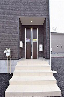 新築一戸建て-石巻市大門町3丁目 玄関