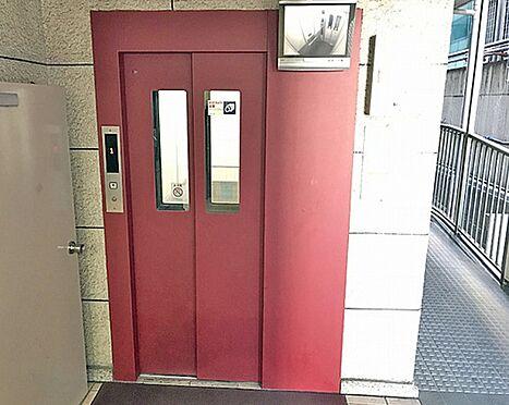 マンション(建物一部)-大阪市平野区瓜破東2丁目 防犯モニター搭載のエレベーター完備