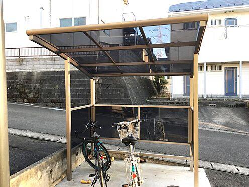 アパート-仙台市泉区永和台 駐輪場