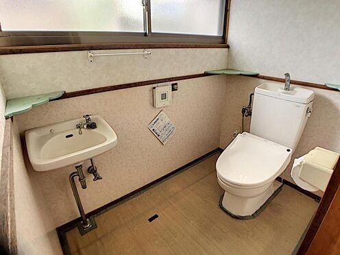 戸建賃貸-名古屋市南区六条町3丁目 トイレ