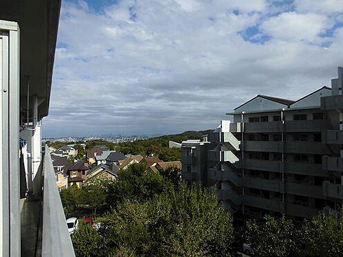 中古マンション-稲城市長峰3丁目 バルコニーからの眺望