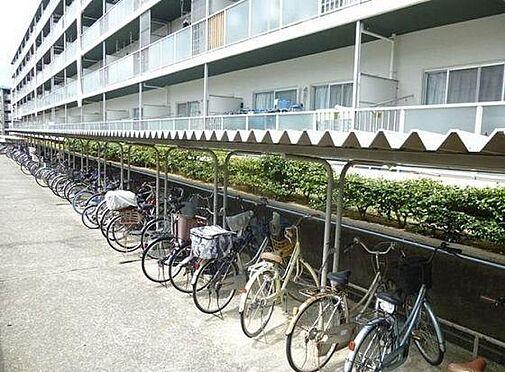 マンション(建物一部)-大阪市住吉区帝塚山西1丁目 見通しの良い駐輪場