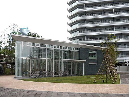 中古マンション-横浜市神奈川区橋本町2丁目 カフェテリア兼管理室