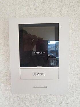 マンション(建物全部)-松戸市松飛台 防犯面で安心のTVモニターホン付き
