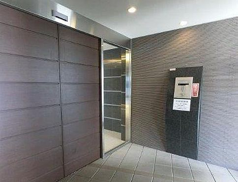 マンション(建物一部)-大阪市浪速区幸町3丁目 安心のオートロック完備