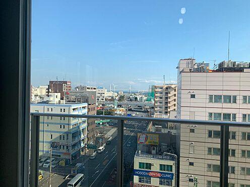 マンション(建物一部)-横浜市神奈川区東神奈川1丁目 バルコニー