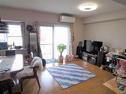 中古マンション-横浜市港南区野庭町 ダイニング掲載中の家具、調度品等は販売価格に含まれません