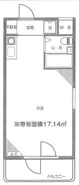 マンション(建物一部)-横浜市磯子区滝頭1丁目 間取り