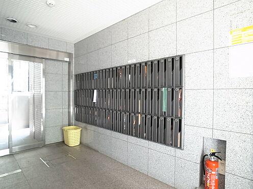 区分マンション-渋谷区笹塚2丁目 メールボックス