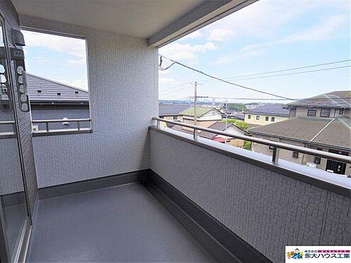 新築一戸建て-仙台市青葉区中山4丁目 バルコニー