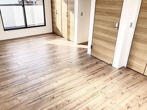 新築一戸建て-福岡市南区桧原2丁目 2階約10帖の洋室です (2)