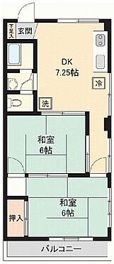 マンション(建物一部)-松戸市上本郷 間取り