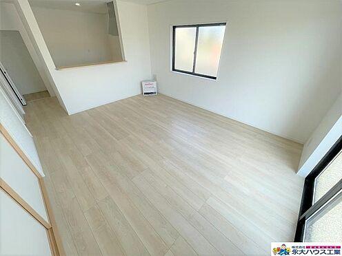 戸建賃貸-石巻市三ツ股3丁目 居間
