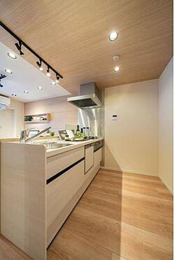 中古マンション-新宿区中落合3丁目 キッチン