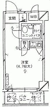 マンション(建物一部)-大阪市西淀川区野里1丁目 単身者向けのワンルーム物件