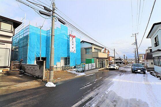 新築一戸建て-仙台市太白区恵和町 外観