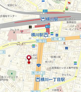 マンション(建物一部)-広島市西区横川町2丁目 その他