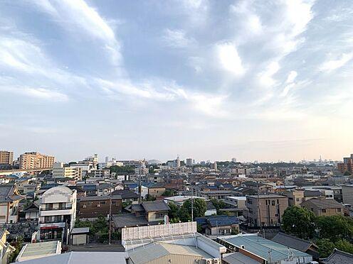 中古マンション-名古屋市守山区金屋2丁目 8階建て7階部分のため眺望・通風良好です!