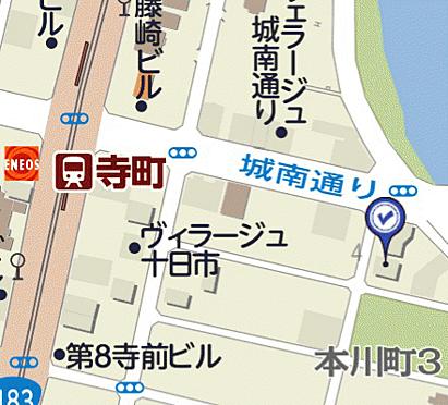 マンション(建物一部)-広島市中区本川町3丁目 その他