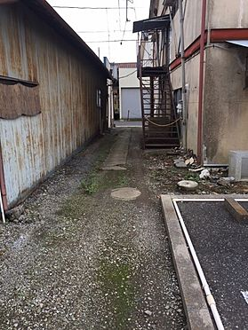 アパート-佐野市久保町 東側私道(北側)