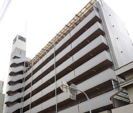 中古マンション-大阪市生野区新今里3丁目 外観 平成元年1月建築のマンションで、近鉄難波・奈良線・大阪線 今里駅まで徒歩10分です