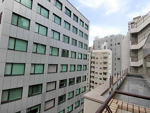 中古マンション-千代田区平河町1丁目 バルコニーからの眺望を撮影しました。